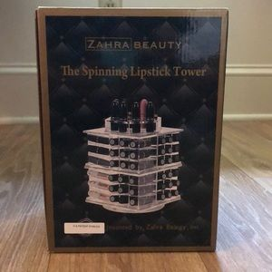 Zahra Beauty Spinning Lipstick Tower